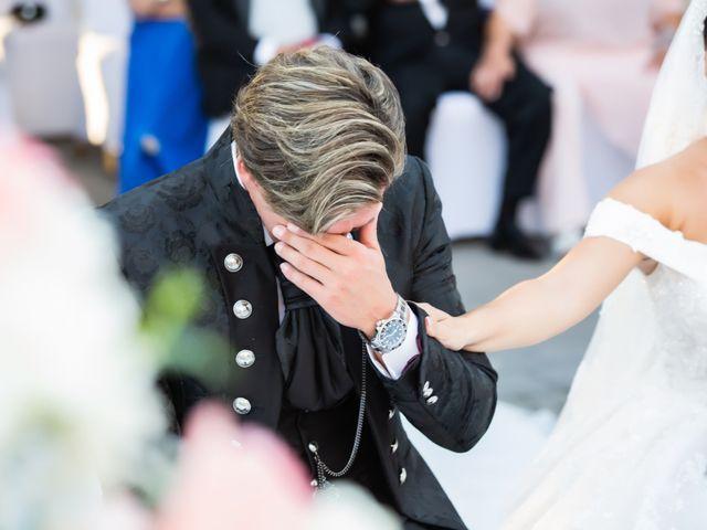 Il matrimonio di Jlenia e Carlo Valerio a Roma, Roma 21