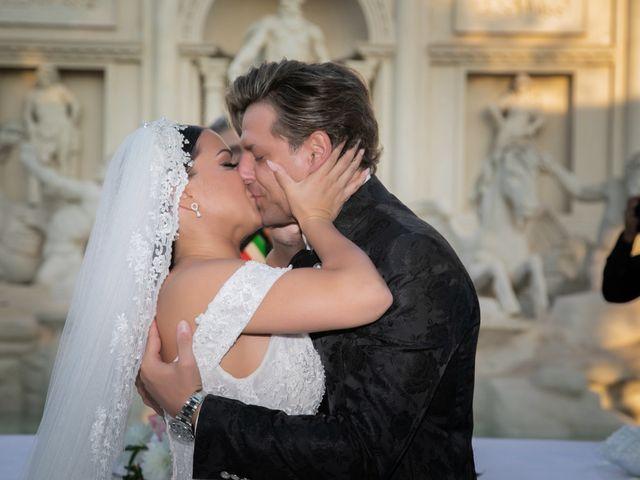 Il matrimonio di Jlenia e Carlo Valerio a Roma, Roma 22