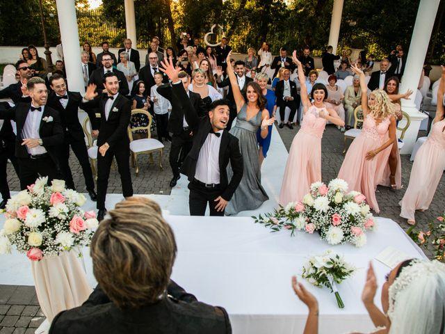 Il matrimonio di Jlenia e Carlo Valerio a Roma, Roma 23