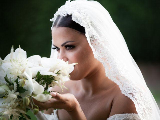 Il matrimonio di Jlenia e Carlo Valerio a Roma, Roma 25