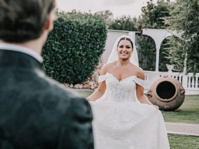 Il matrimonio di Jlenia e Carlo Valerio a Roma, Roma 27