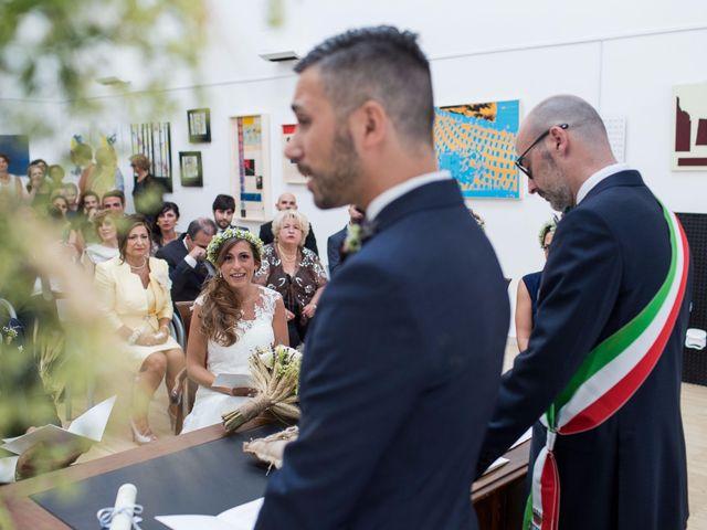 Il matrimonio di Andrea e Diana a Pescara, Pescara 72