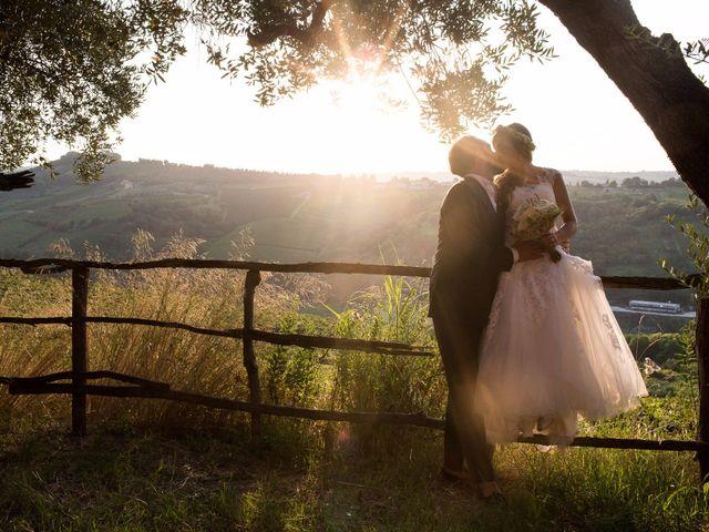 Il matrimonio di Andrea e Diana a Pescara, Pescara 93