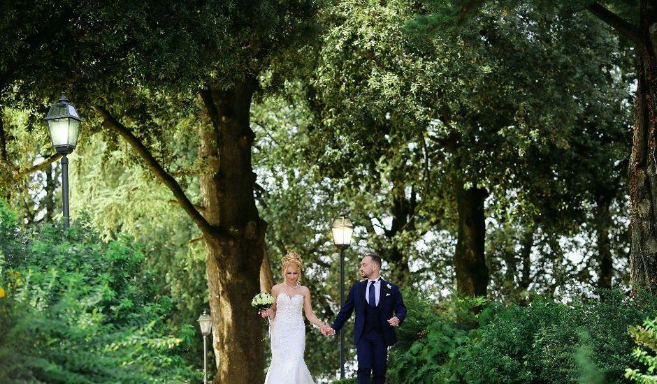 Il matrimonio di Elena e Omar a Ostra, Ancona