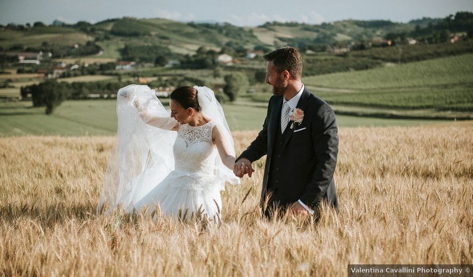 Il matrimonio di Matteo e Laura a Poggio Berni, Rimini