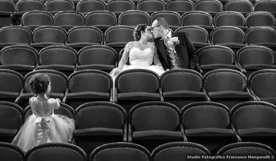 Il matrimonio di Mattia e Alexia a Busseto, Parma