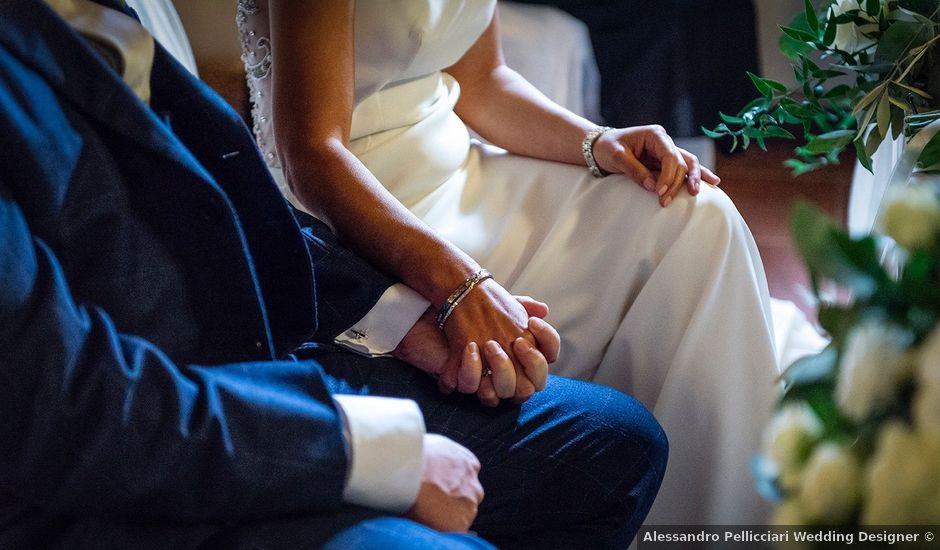 Il matrimonio di Kane e Marta a Terni, Terni