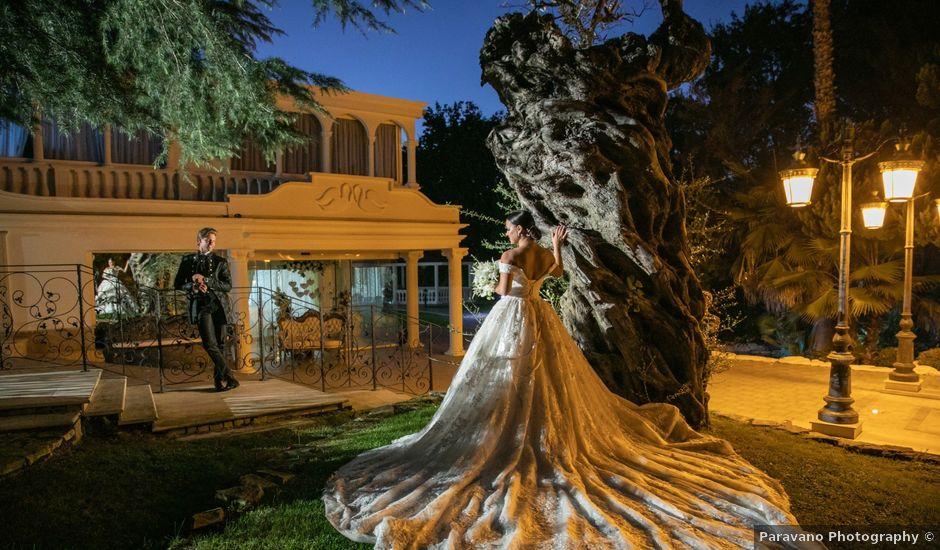 Il matrimonio di Jlenia e Carlo Valerio a Roma, Roma