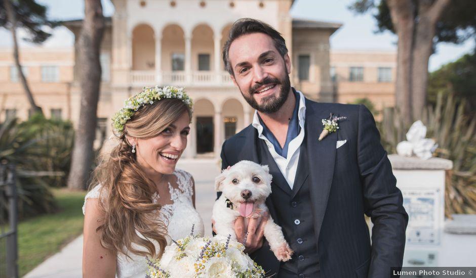 Il matrimonio di Andrea e Diana a Pescara, Pescara