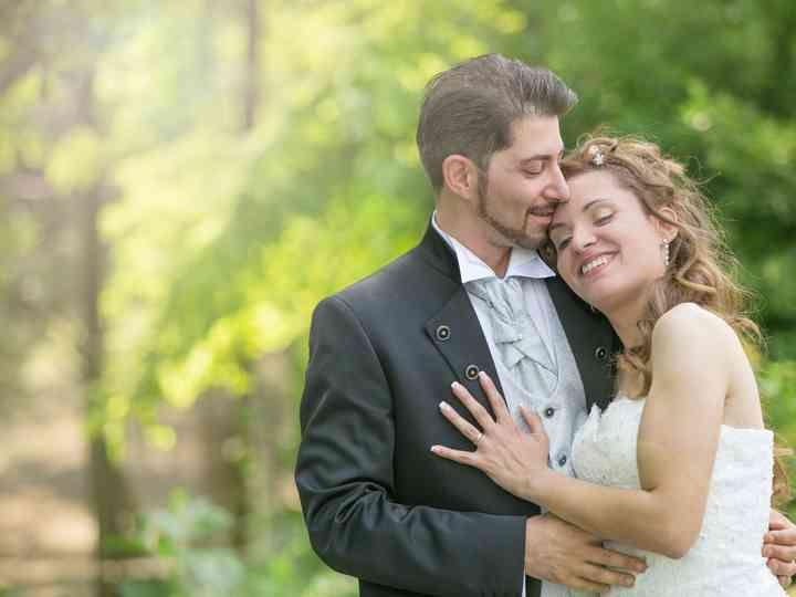 Le nozze di Gloria e Antonino