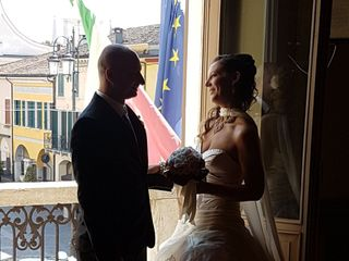 Le nozze di Eva e Massimo 1