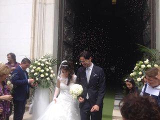 Le nozze di Alessandra e Gaetano 1