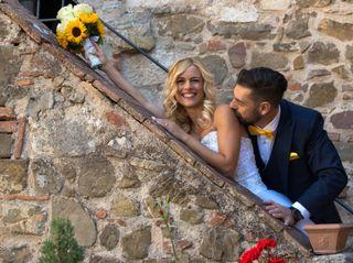 Le nozze di Francesca e Valerio