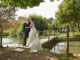 Le nozze di Eva e Massimo