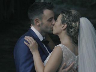 Le nozze di Martina e Danny 1