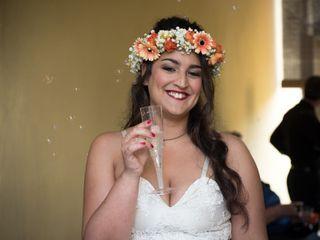 Le nozze di Nicole e Rudi 1