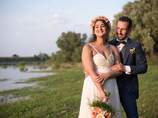 Le nozze di Nicole e Rudi