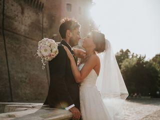 Le nozze di Lara e Marco 1