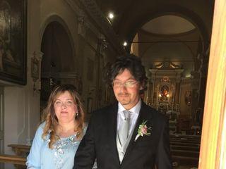 Le nozze di Davide e Silvia 1