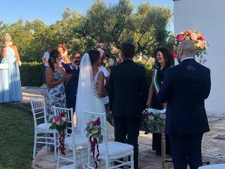 Le nozze di Flavia e Remo