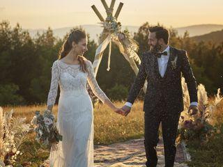 Le nozze di Giorgio e Sara