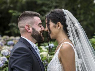 Le nozze di Edisa e Stefano