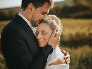 Le nozze di Matteo e Gaia