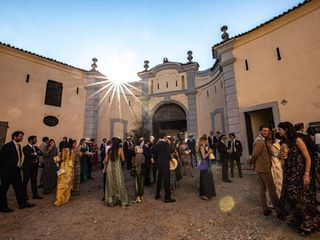 Le nozze di Costanza e Pietro 1