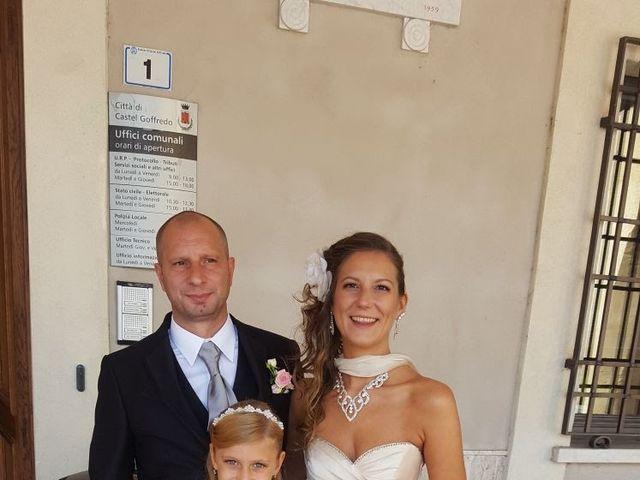 Il matrimonio di Massimo e Eva a Castel Goffredo, Mantova 4