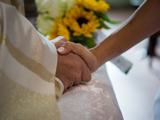 Il matrimonio di Valerio e Francesca a Scansano, Grosseto 8