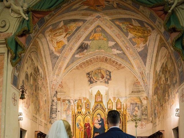 Il matrimonio di Valerio e Francesca a Scansano, Grosseto 9