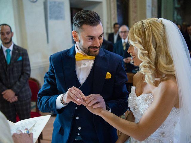 Il matrimonio di Valerio e Francesca a Scansano, Grosseto 10