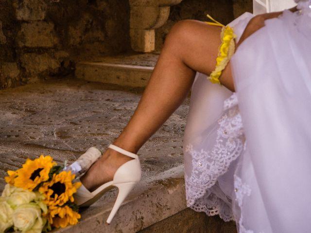Il matrimonio di Valerio e Francesca a Scansano, Grosseto 14