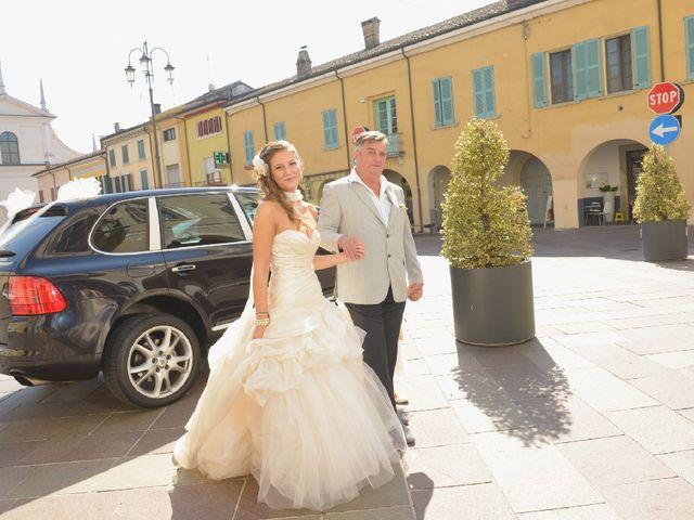 Il matrimonio di Massimo e Eva a Castel Goffredo, Mantova 22