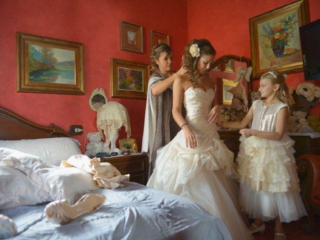 Il matrimonio di Massimo e Eva a Castel Goffredo, Mantova 24