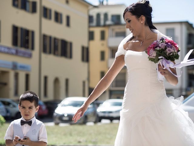 Il matrimonio di Giovanni e Lidia a Cadelbosco di Sopra, Reggio Emilia 21