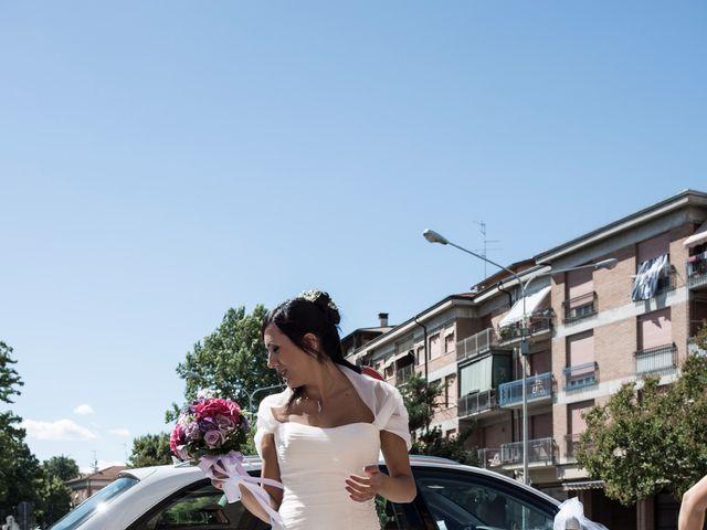 Il matrimonio di Giovanni e Lidia a Cadelbosco di Sopra, Reggio Emilia 22