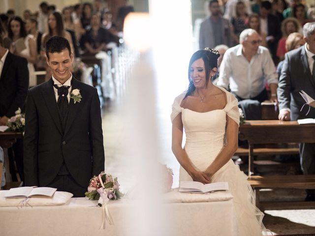 Il matrimonio di Giovanni e Lidia a Cadelbosco di Sopra, Reggio Emilia 26