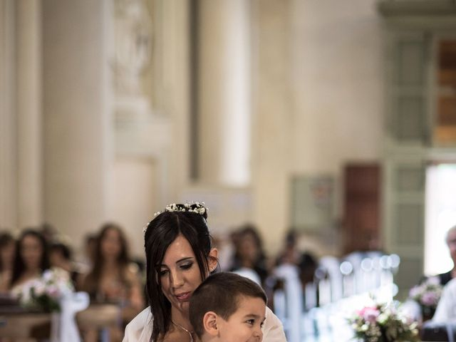 Il matrimonio di Giovanni e Lidia a Cadelbosco di Sopra, Reggio Emilia 27