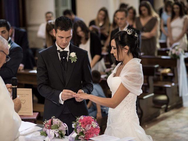 Il matrimonio di Giovanni e Lidia a Cadelbosco di Sopra, Reggio Emilia 30