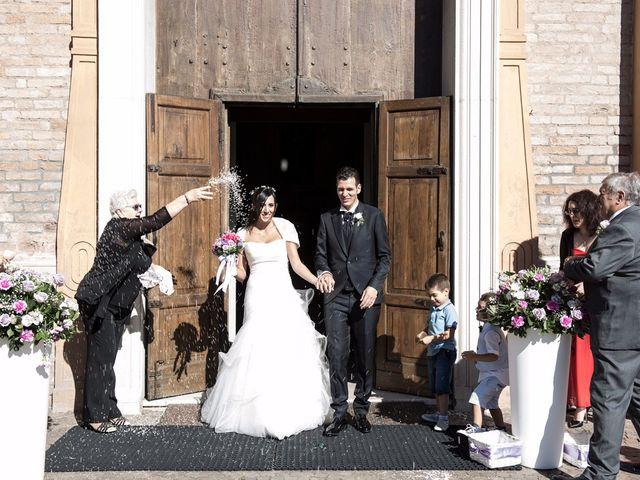 Il matrimonio di Giovanni e Lidia a Cadelbosco di Sopra, Reggio Emilia 35