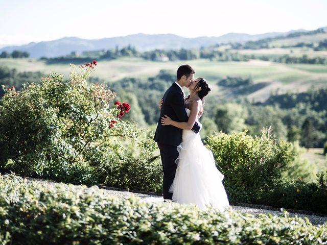 Il matrimonio di Giovanni e Lidia a Cadelbosco di Sopra, Reggio Emilia 1