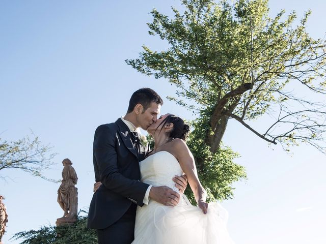 Il matrimonio di Giovanni e Lidia a Cadelbosco di Sopra, Reggio Emilia 42