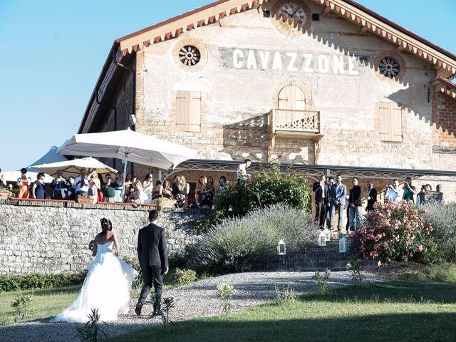Il matrimonio di Giovanni e Lidia a Cadelbosco di Sopra, Reggio Emilia 43