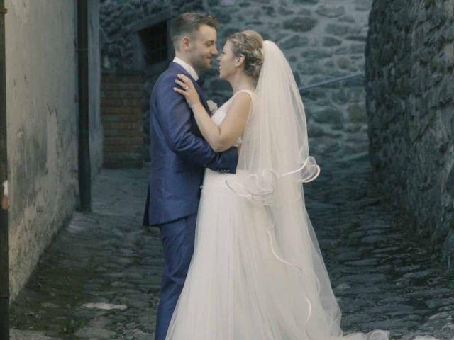 Il matrimonio di Danny e Martina a Fivizzano, Massa Carrara 4