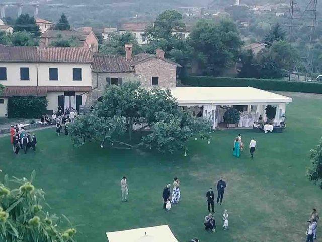 Il matrimonio di Danny e Martina a Fivizzano, Massa Carrara 7
