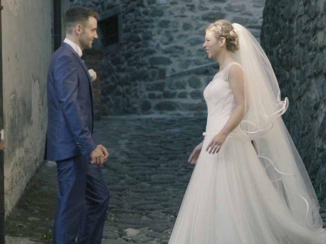 Il matrimonio di Danny e Martina a Fivizzano, Massa Carrara 14
