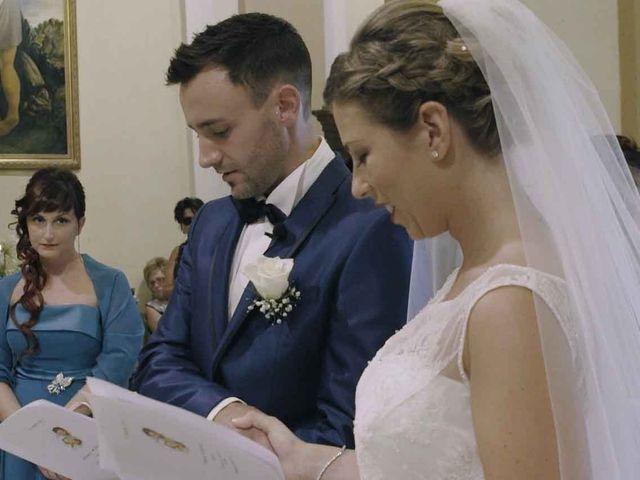 Il matrimonio di Danny e Martina a Fivizzano, Massa Carrara 15