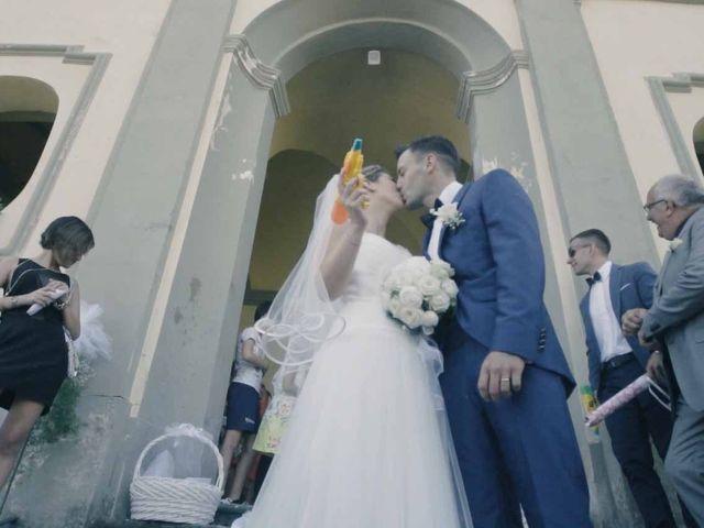 Il matrimonio di Danny e Martina a Fivizzano, Massa Carrara 16