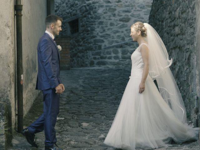 Il matrimonio di Danny e Martina a Fivizzano, Massa Carrara 19